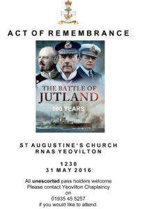 JUTLAND 100 poster