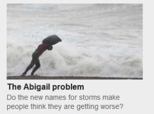 abigail storm